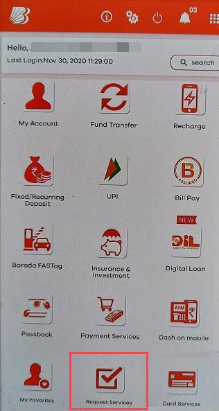 Bank of Baroda Cheque Book